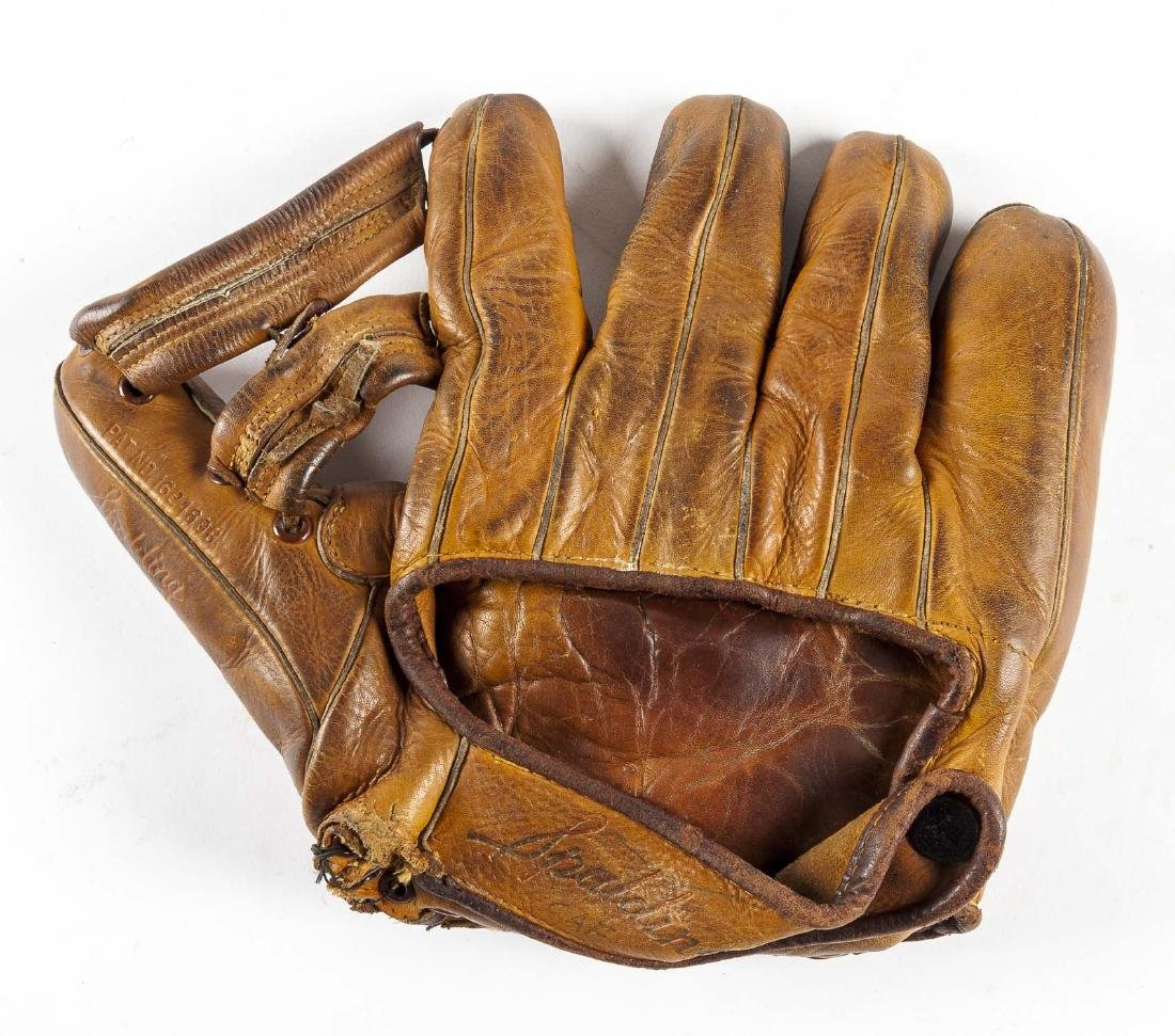 Spalding Joe DiMaggio Split Finger Baseball Glove - 2
