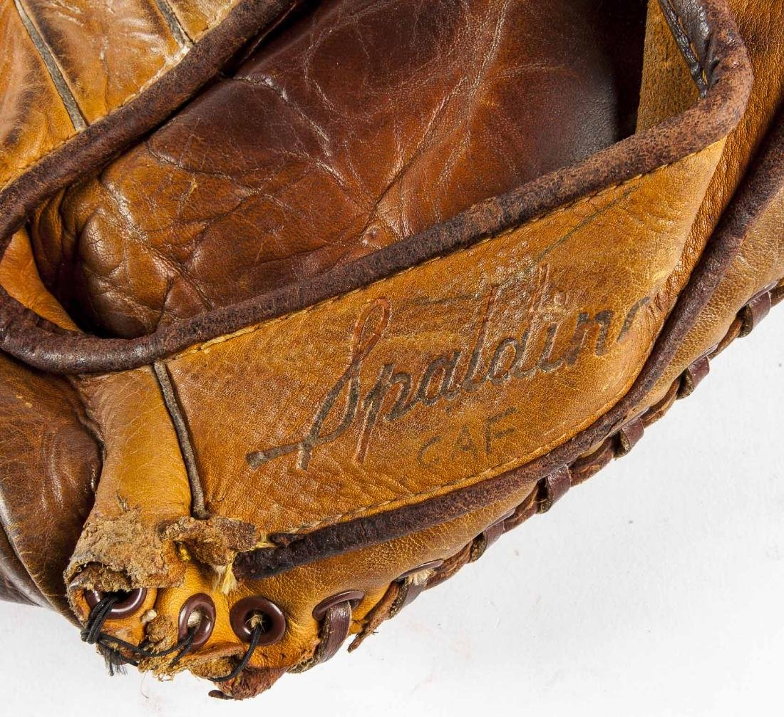 Spalding Joe DiMaggio Split Finger Baseball Glove - 3