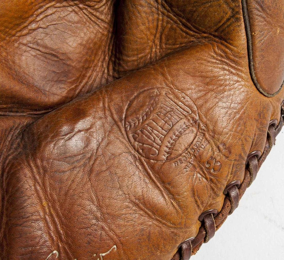 Spalding Joe DiMaggio Split Finger Baseball Glove - 5