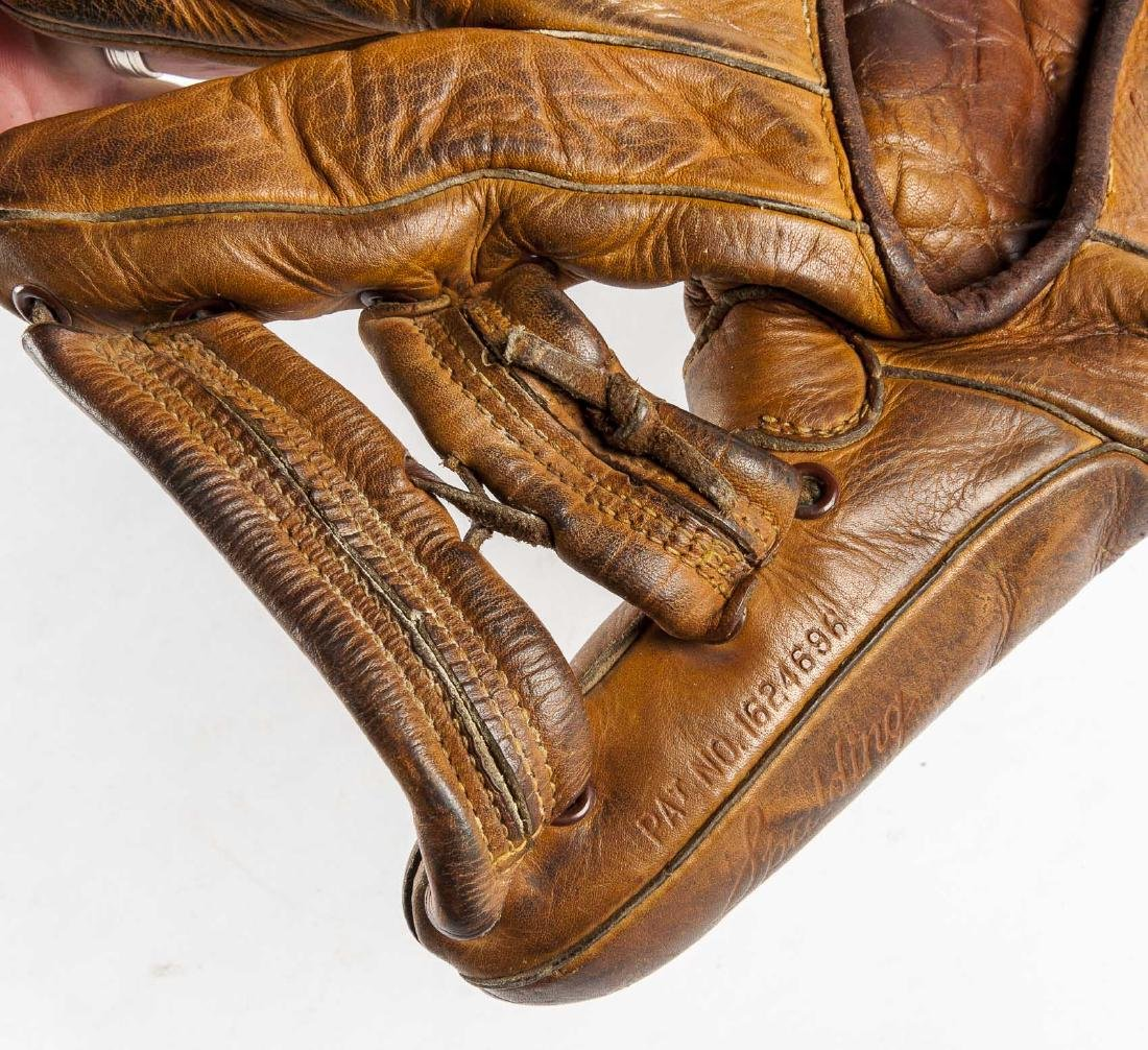 Spalding Joe DiMaggio Split Finger Baseball Glove - 8
