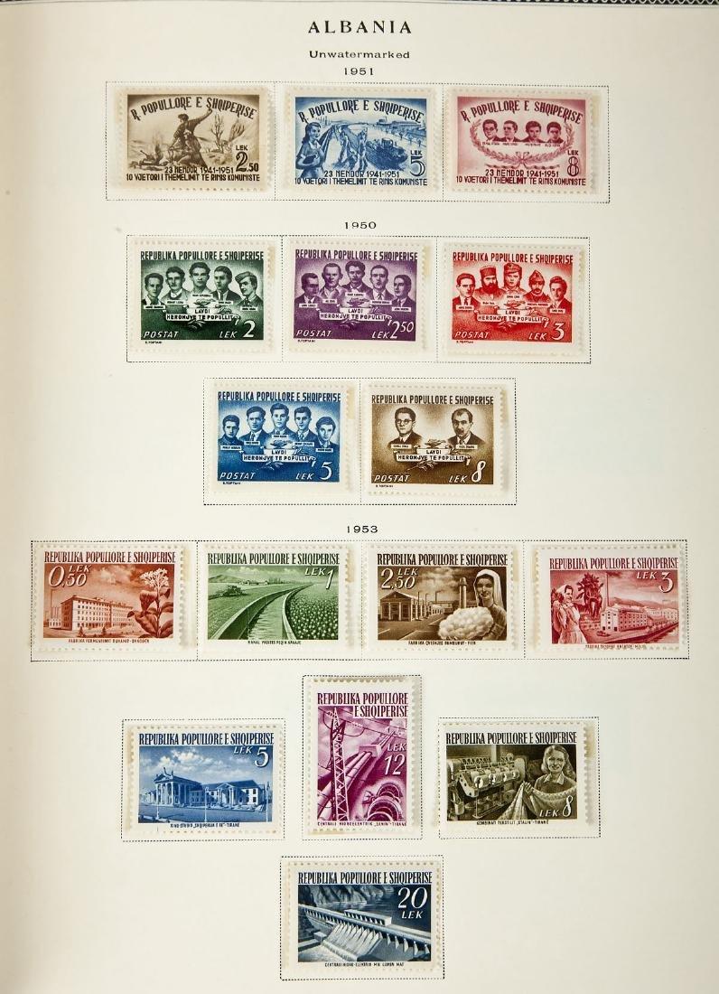 3 Stamp Albums Inc. Scott Specialty Series & Crown - 10