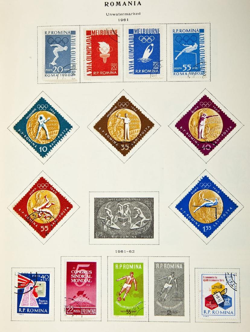 3 Stamp Albums Inc. Scott Specialty Series & Crown - 2