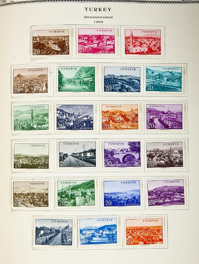3 Stamp Albums Inc. Scott Specialty Series & Crown - 3