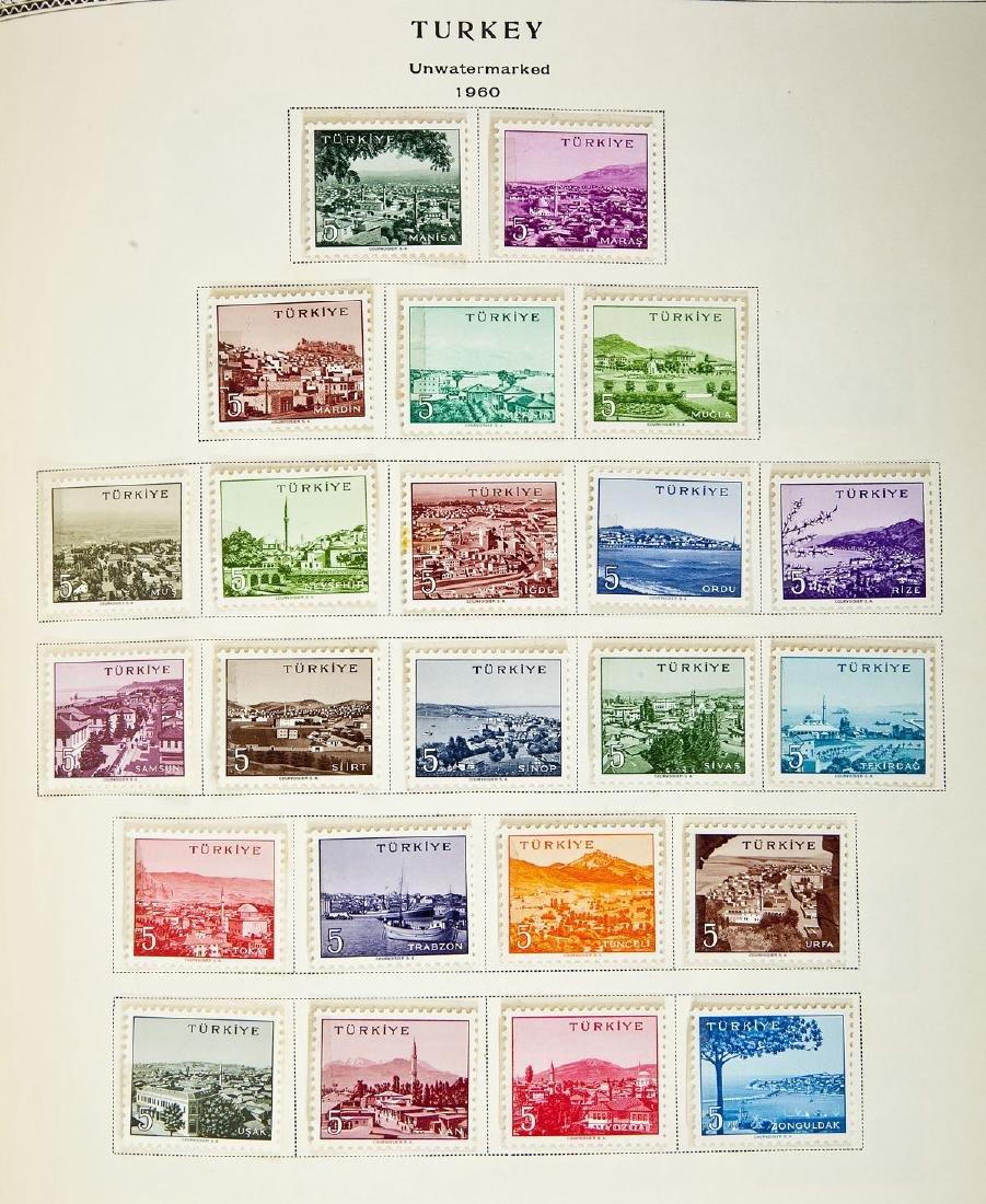 3 Stamp Albums Inc. Scott Specialty Series & Crown - 4