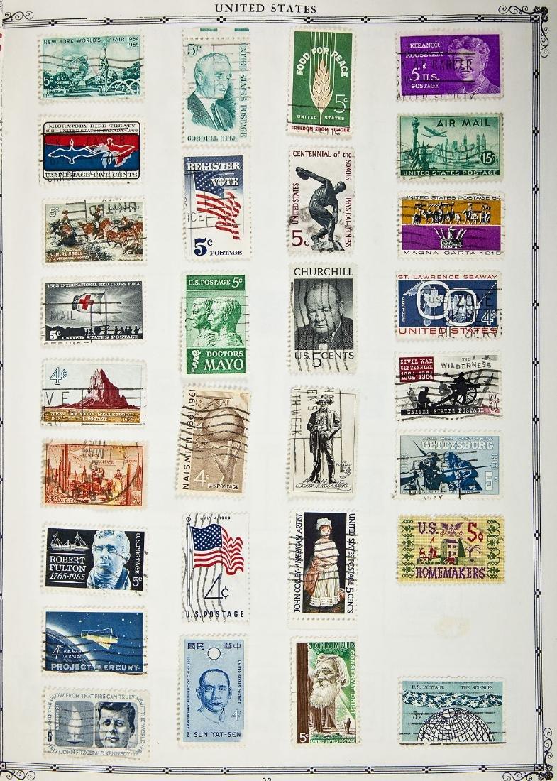 3 Stamp Albums Inc. Scott Specialty Series & Crown - 5