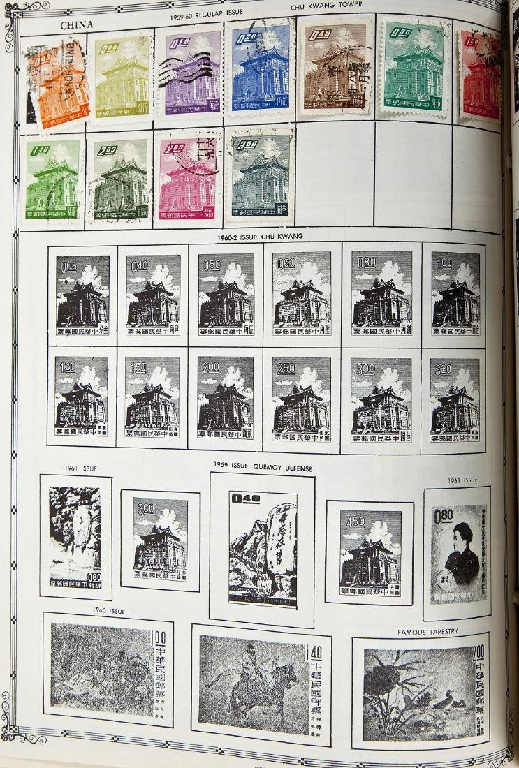 3 Stamp Albums Inc. Scott Specialty Series & Crown - 6