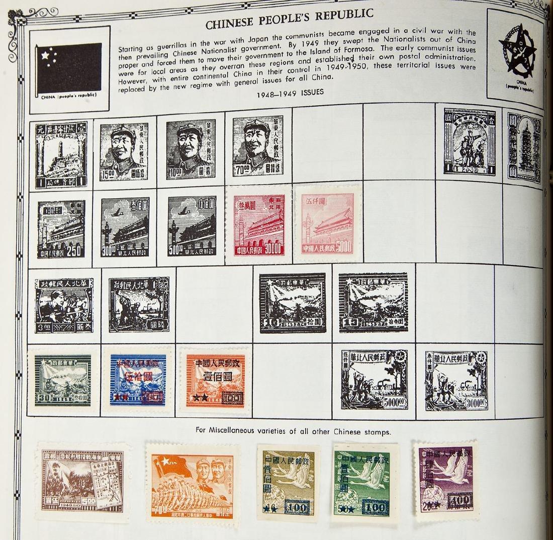 3 Stamp Albums Inc. Scott Specialty Series & Crown - 7
