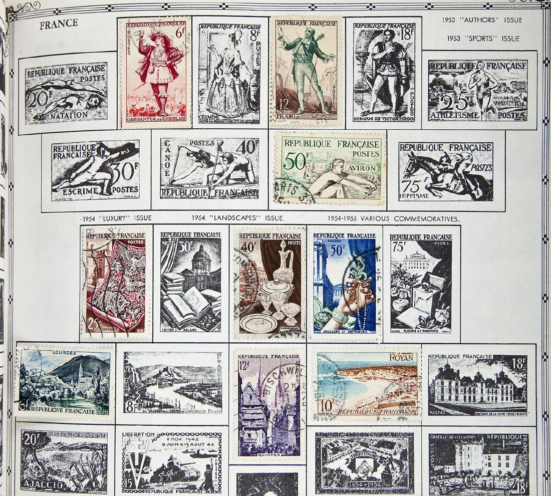 3 Stamp Albums Inc. Scott Specialty Series & Crown - 8