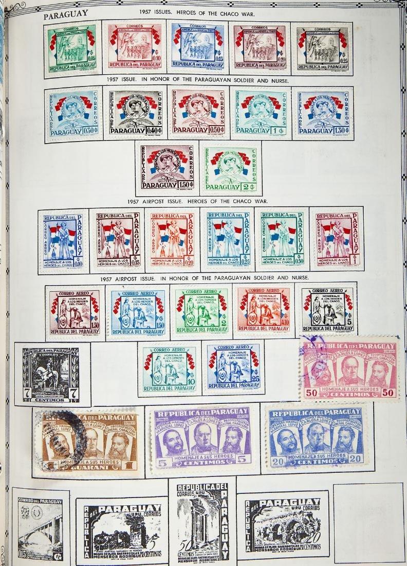 3 Stamp Albums Inc. Scott Specialty Series & Crown - 9