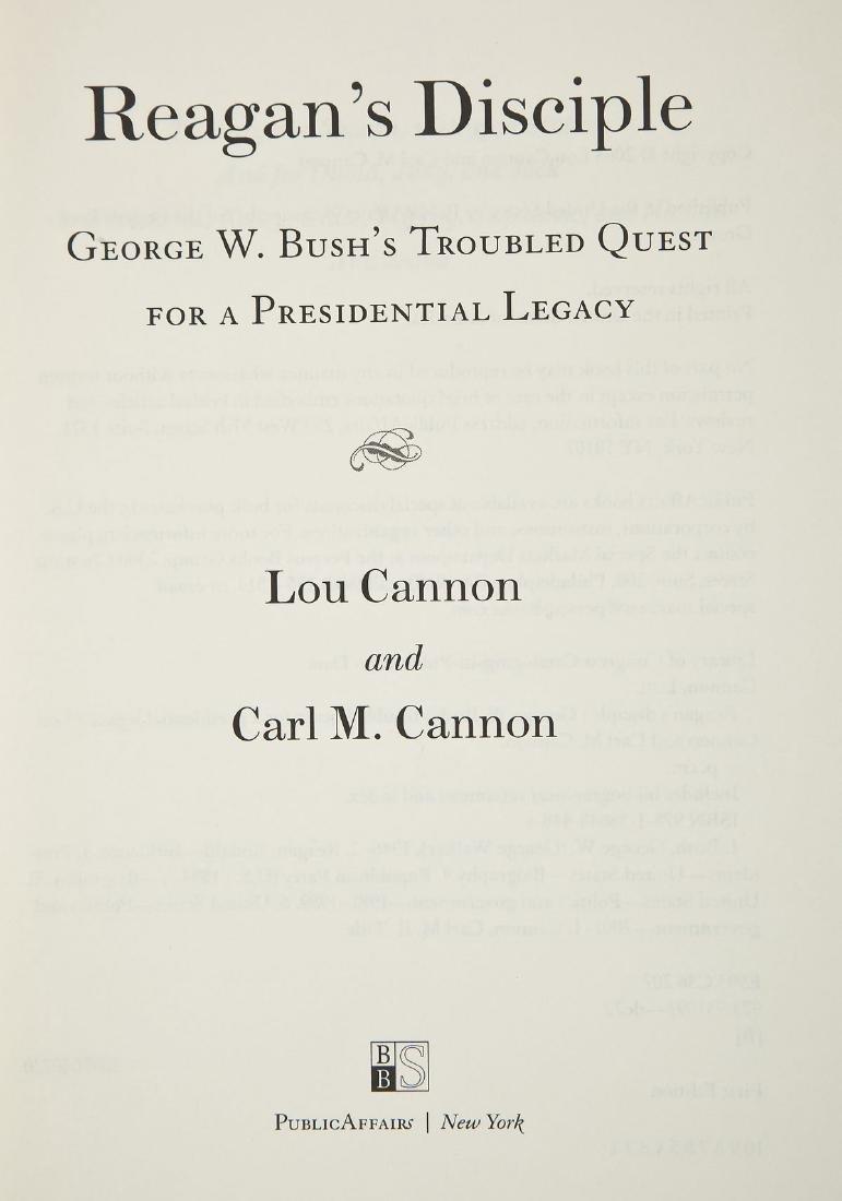 5 President Ronald Reagan Hardcover Volumes - 10