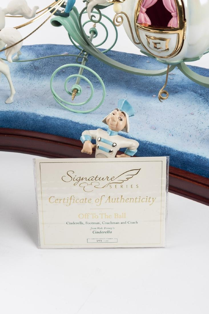 "Disney Cinderella ""Off to the Ball"" Set in OB - 3"