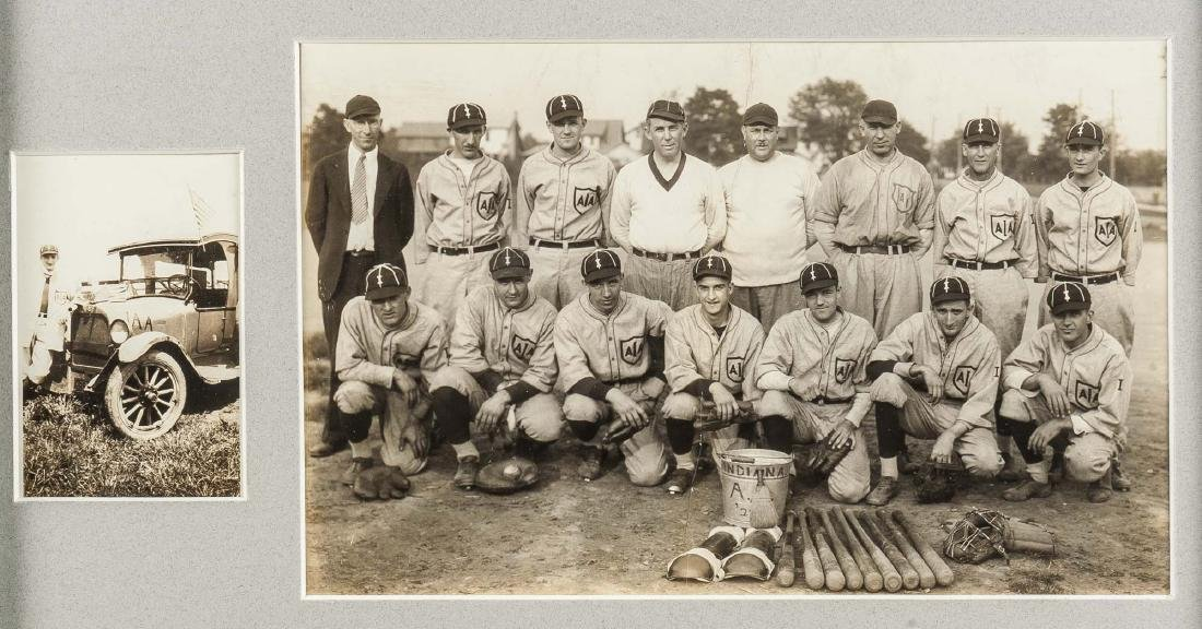 6 Circa 1930s Sports Photographs incl Virginia - 3