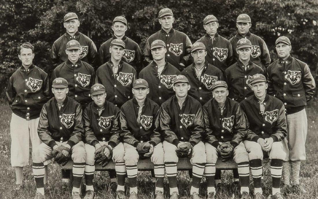 6 Circa 1930s Sports Photographs incl Virginia - 5