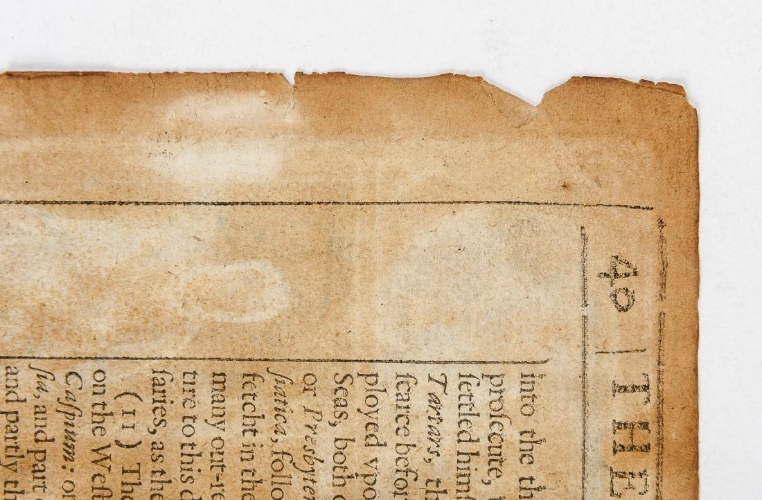 1626 John Speed Newe Mape of Tartary - 2