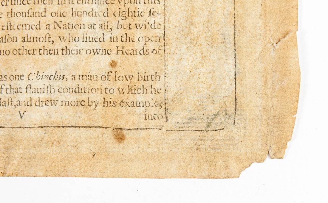 1626 John Speed Newe Mape of Tartary - 7