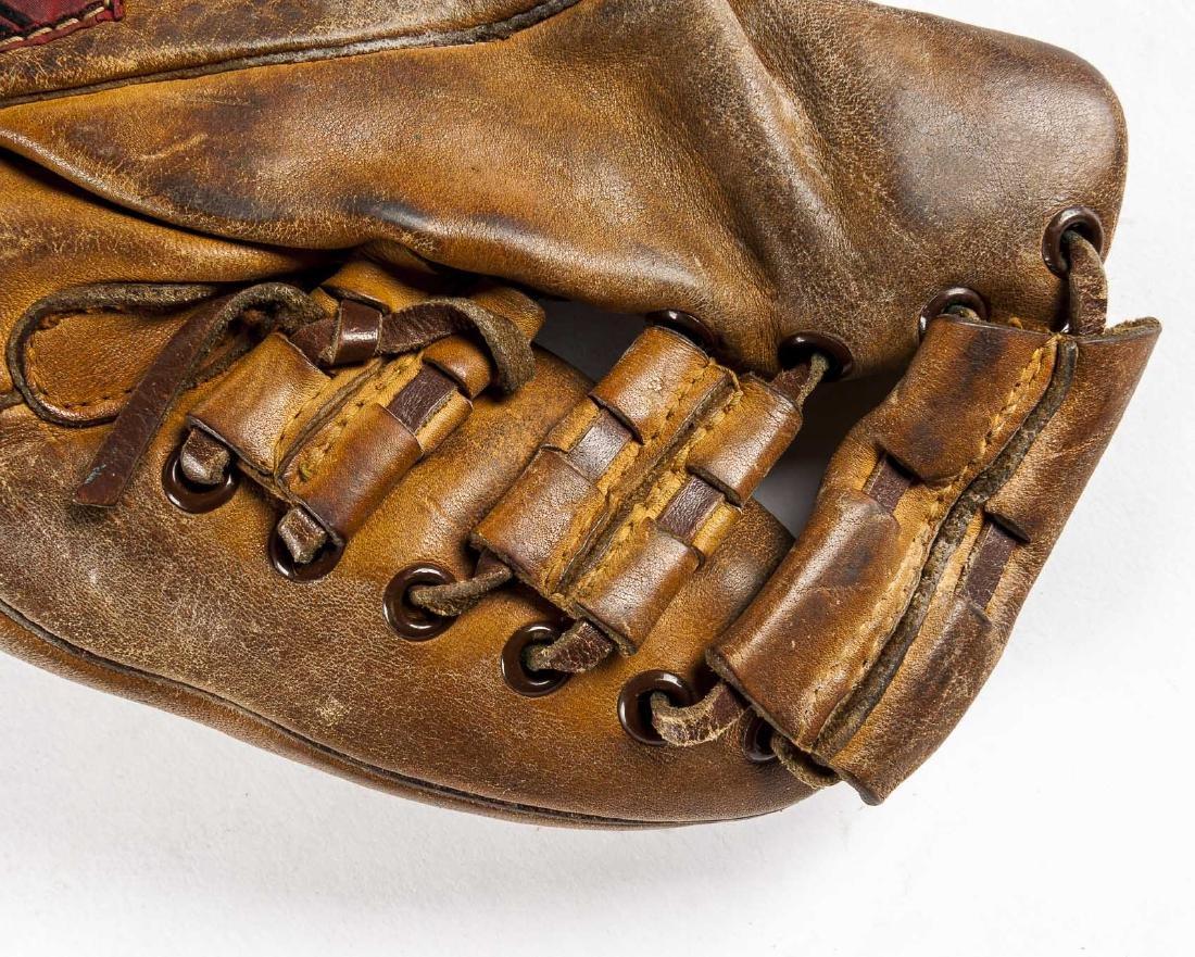 2 Rawlings Merrill Mays Split Finger Gloves - 3