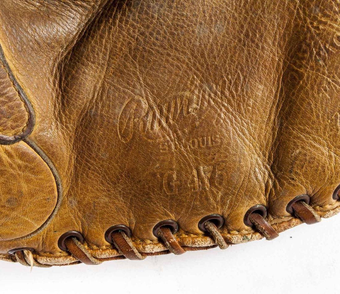 2 Rawlings Merrill Mays Split Finger Gloves - 4