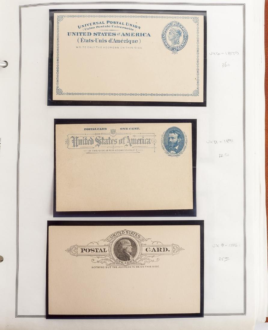 Mint US Postal Stationary UX Post Cards 1879-1989 - 2