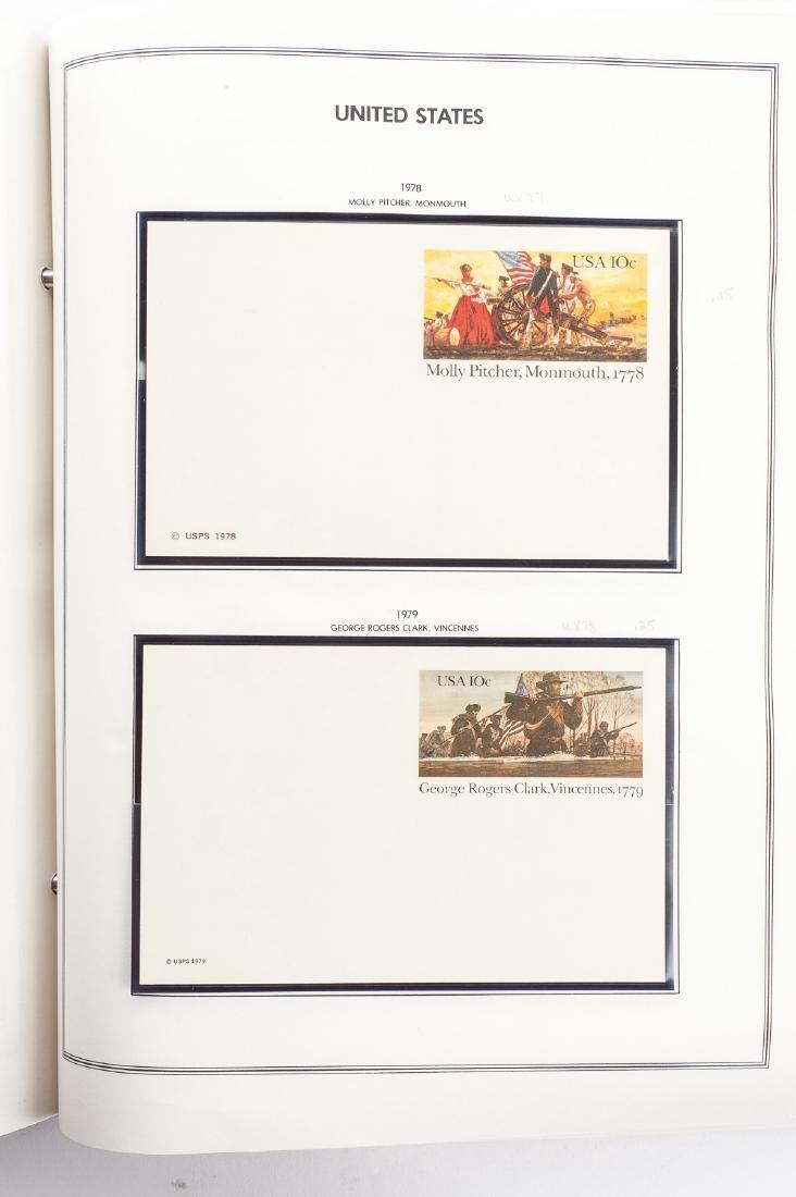 Mint US Postal Stationary UX Post Cards 1879-1989 - 5