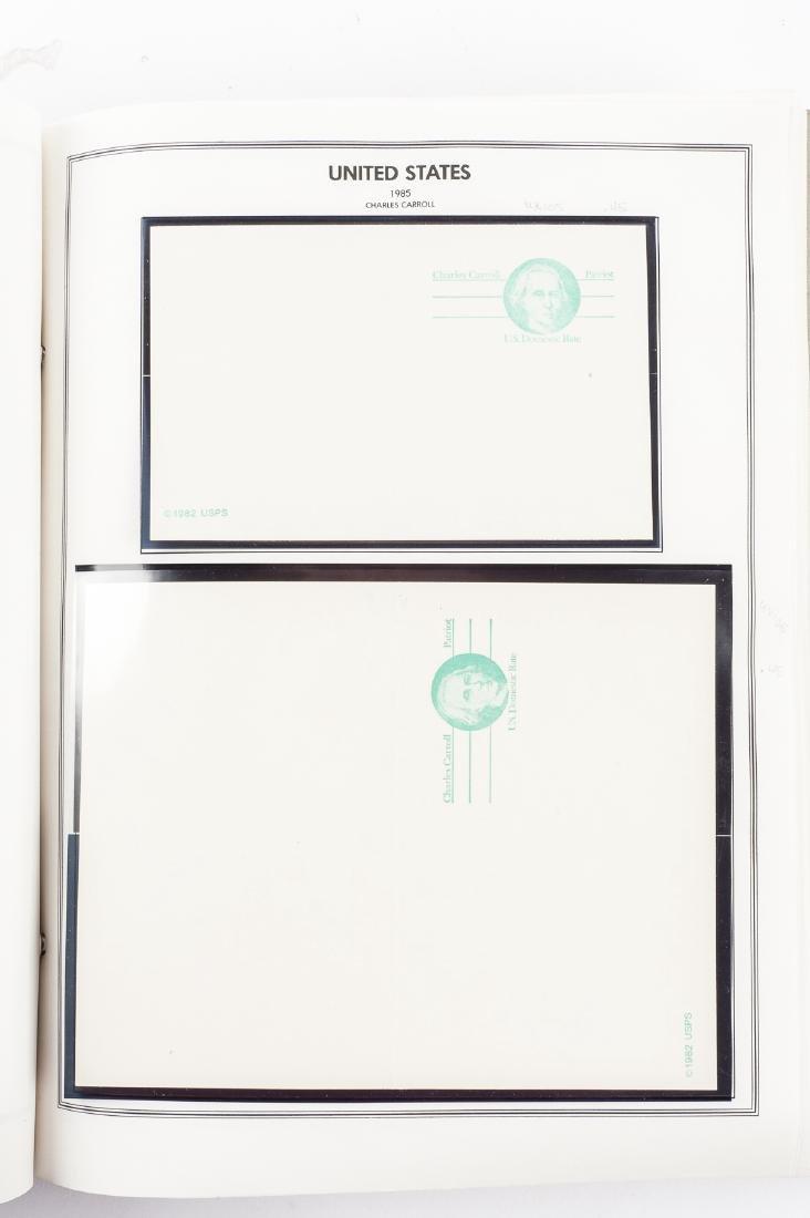 Mint US Postal Stationary UX Post Cards 1879-1989 - 6