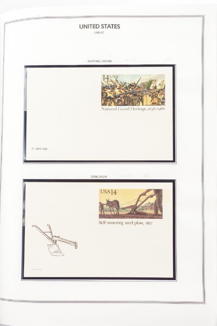 Mint US Postal Stationary UX Post Cards 1879-1989 - 7