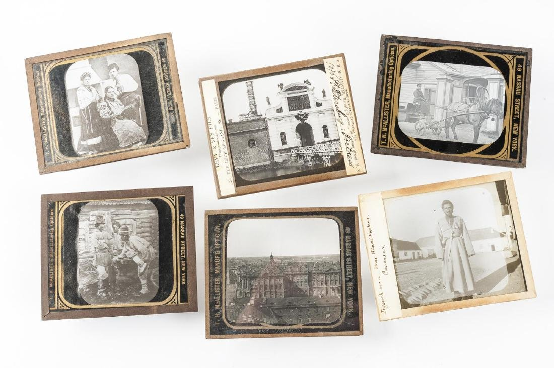 48 Glass Lantern Slides - 2