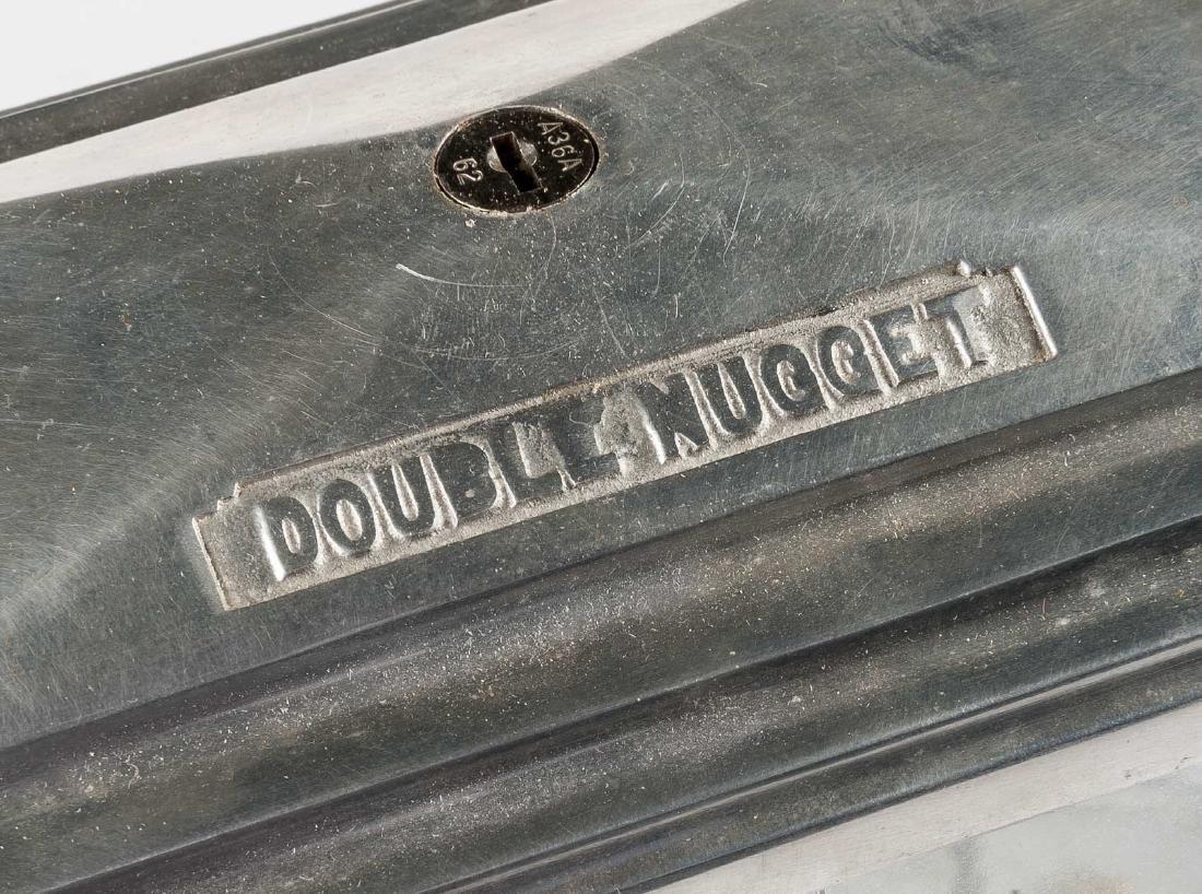 "Coin-Op Salesman's Sample ""Double Nugget"" Machine - 6"