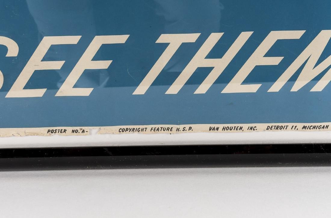 Studebaker & Packer Poster Ads C 1950 - 4