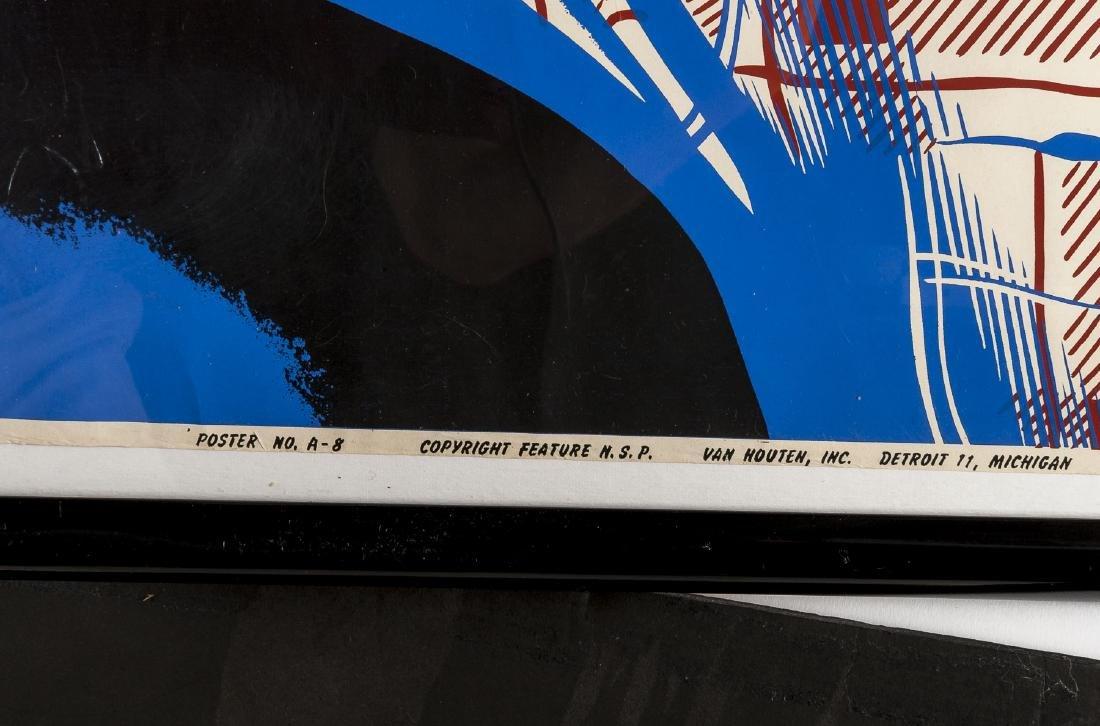 Studebaker & Packer Poster Ads C 1950 - 5