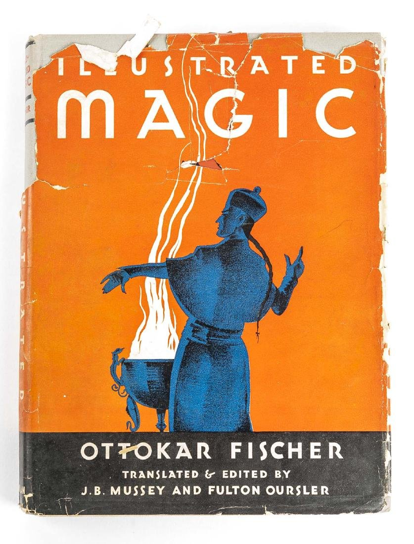 5 Books on Sorcery, Magic, and Solving Puzzles - 6