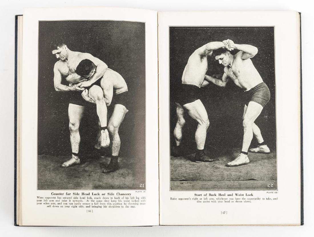 Liederman Science of Wrestling & Jiu Jitsu 1st Ed. - 2