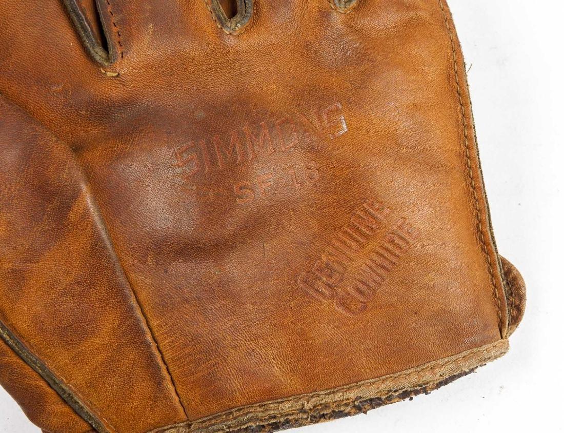 4 1910s & 1920s Web Gloves Incl Goldsmith - 3