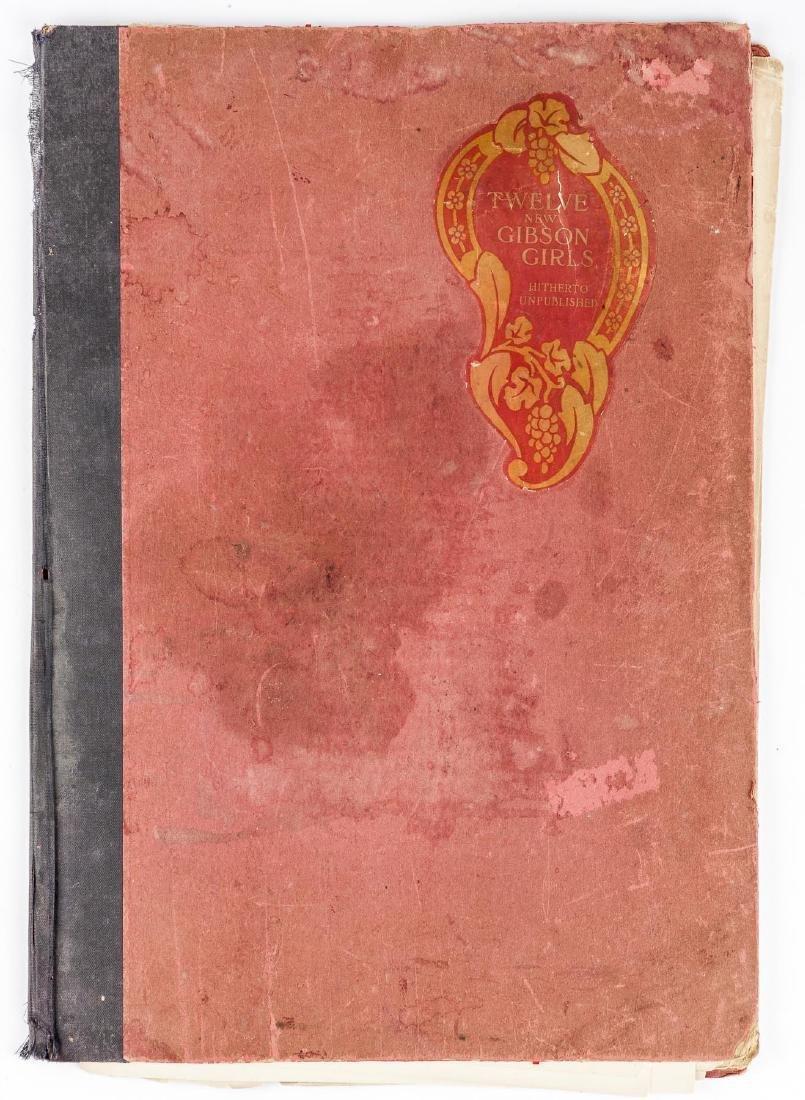 1909 12 New Gibson Girls Hitherto Unpublished - 2