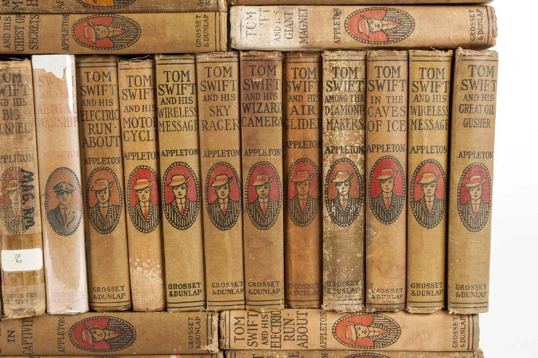 59 Children's Books Incl Tom Swift Series - 2