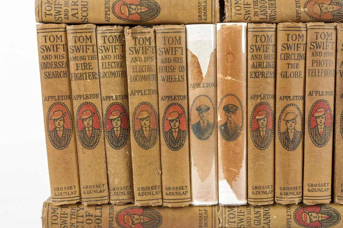 59 Children's Books Incl Tom Swift Series - 4