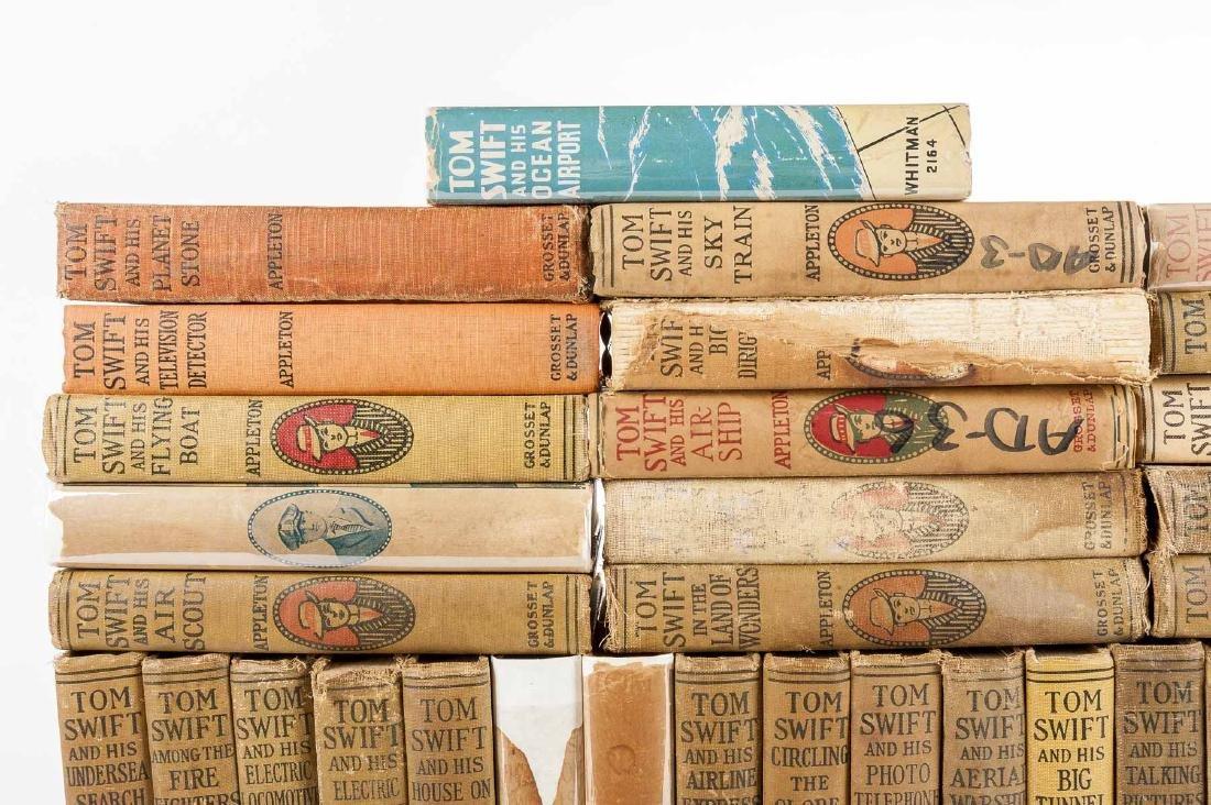 59 Children's Books Incl Tom Swift Series - 5