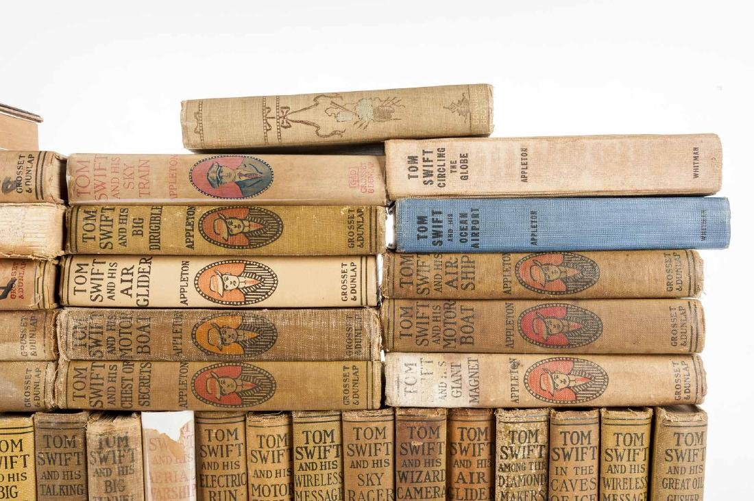 59 Children's Books Incl Tom Swift Series - 6