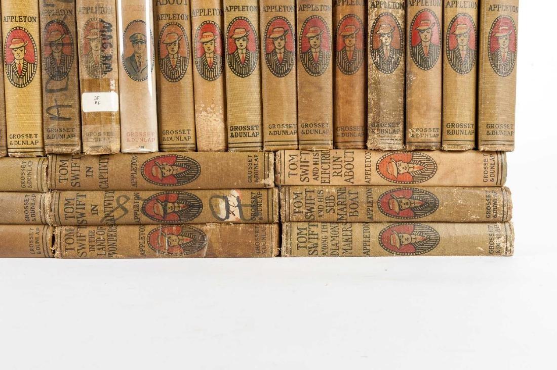 59 Children's Books Incl Tom Swift Series - 8
