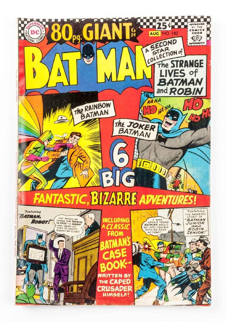 19 DC Comic Books incl Batman & Blue Beetle - 2