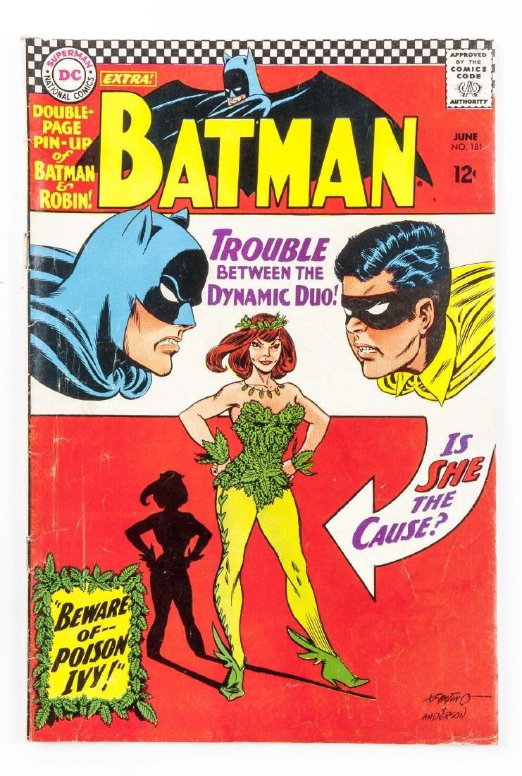 19 DC Comic Books incl Batman & Blue Beetle - 4