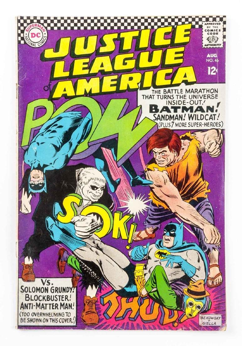 19 DC Comic Books incl Batman & Blue Beetle - 5