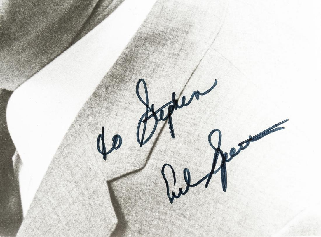Political Signatures incl Ronald Reagan - 2