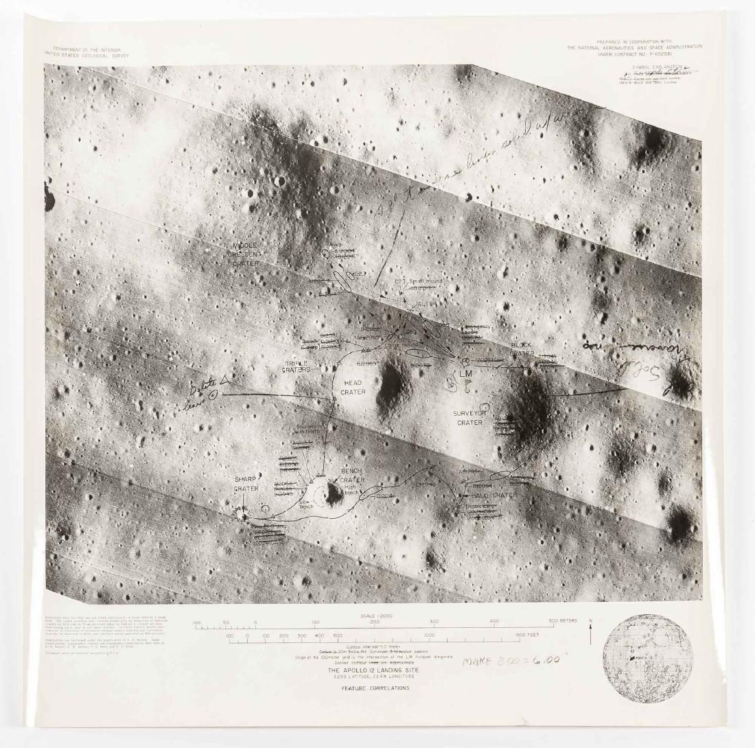 Apollo 12 Landing Site Proof Image