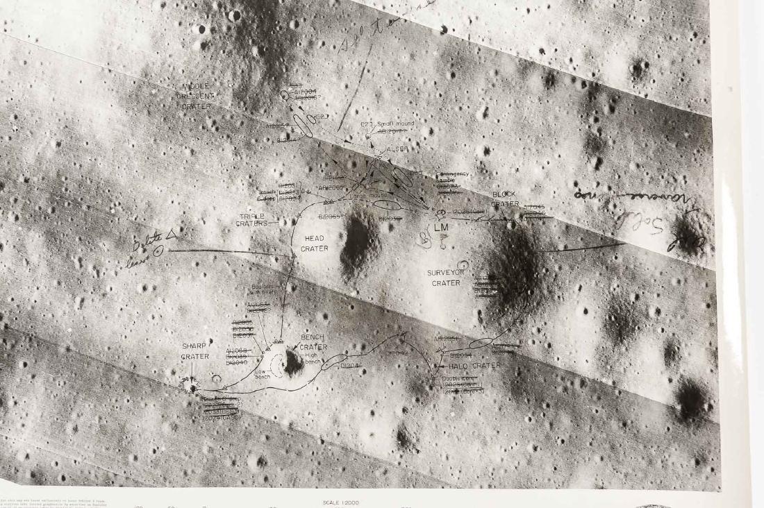 Apollo 12 Landing Site Proof Image - 2