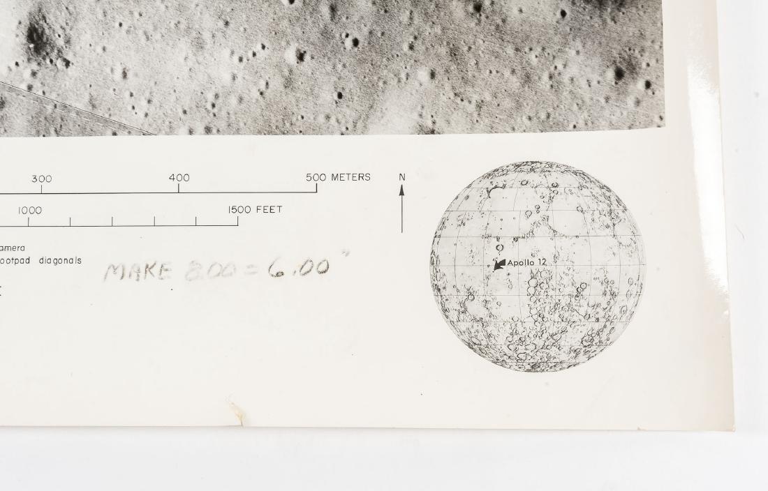 Apollo 12 Landing Site Proof Image - 3