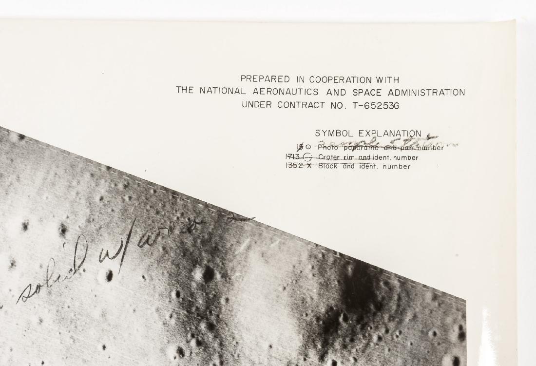 Apollo 12 Landing Site Proof Image - 4