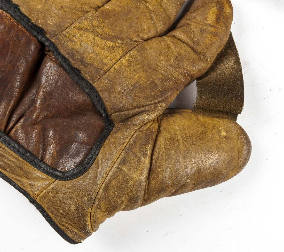 4 1910s Web Baseball Gloves incl Charlie Root - 5