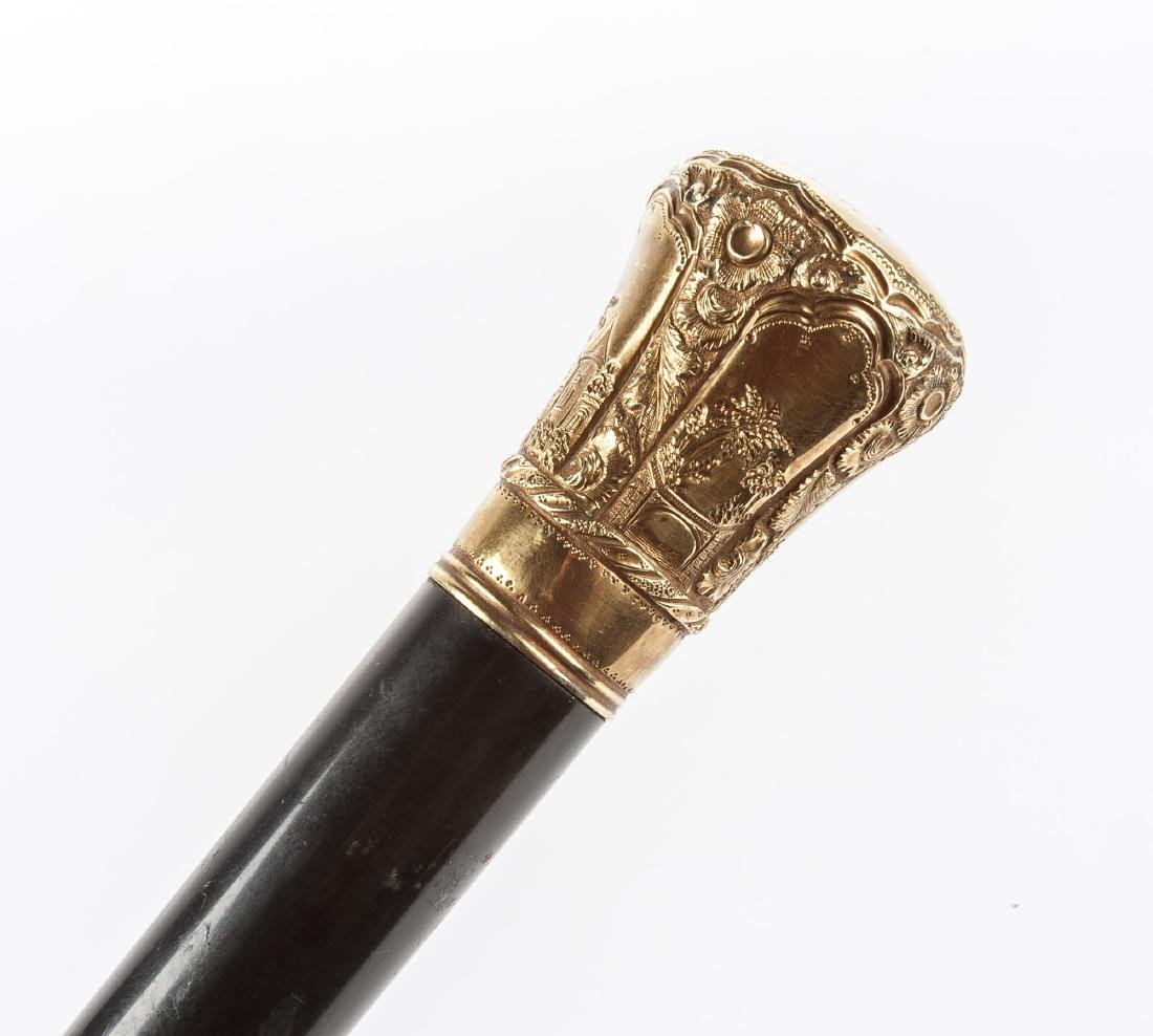 1864 Presentation Walking Stick