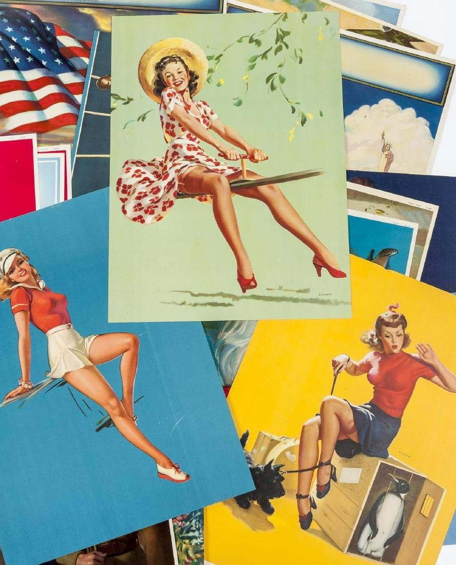 100+ Vintage Calendar pages Incl Samples - 7