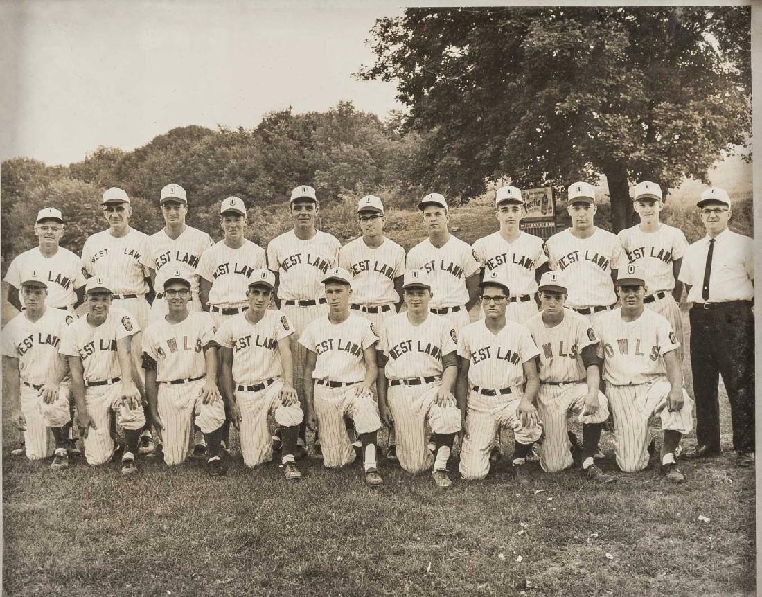 Circa 1930s Images incl CCC Baseball Team - 3